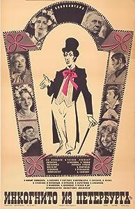 Watch free divx hd movies Inkognito iz Peterburga [1920x1080]