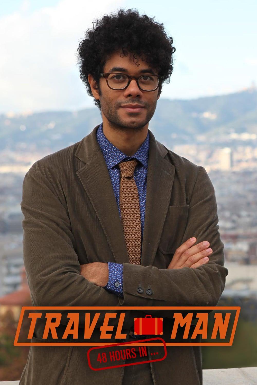 Image result for richard ayoade travel man