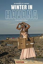 Winter in Havana Poster