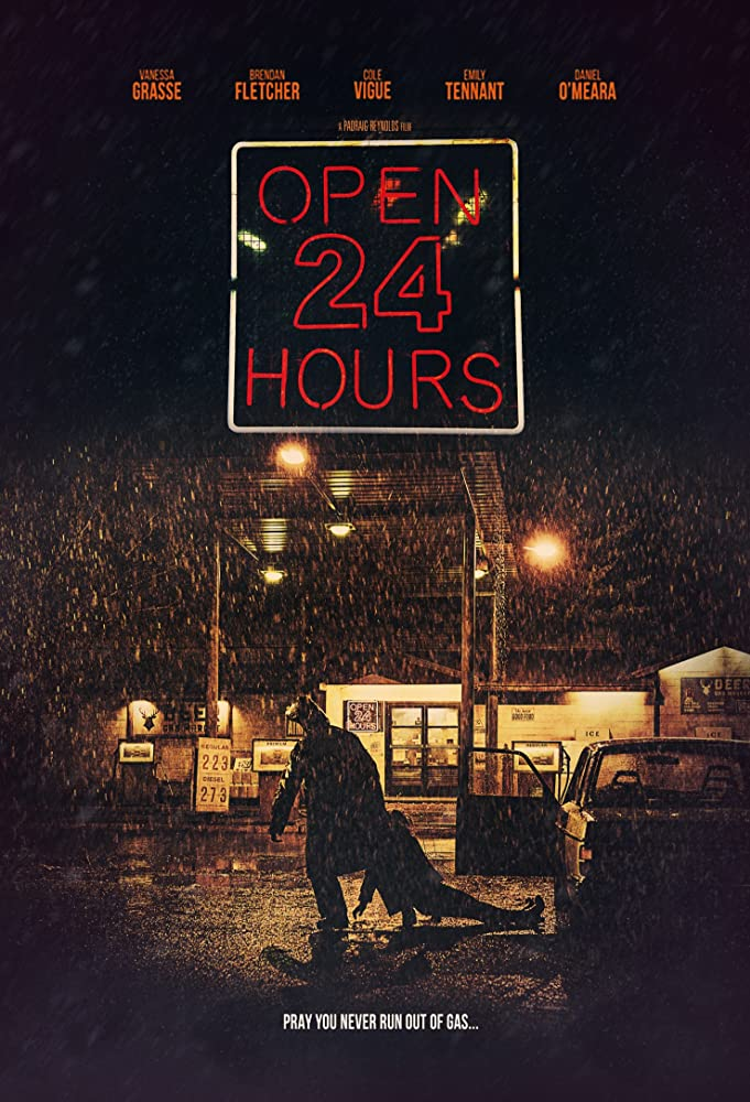 Open 24 Hours (2018) Unofficial Hindi Dubbed 720p HDRip Esubs DL