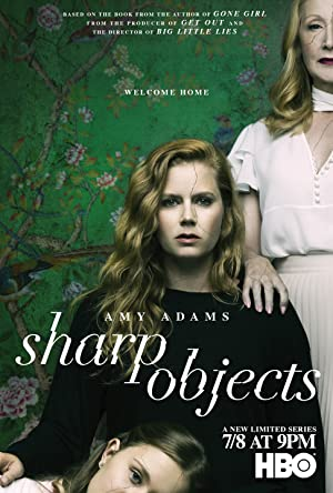 Sharp Objects TV Poster