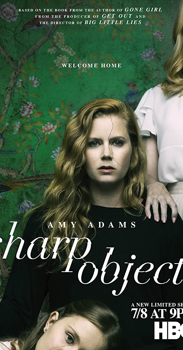 download scarica gratuito Sharp Objects o streaming Stagione 1 episodio completa in HD 720p 1080p con torrent