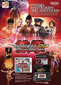 italian movies downloads Tekken 3D: Puraimu edishon [1280x720]