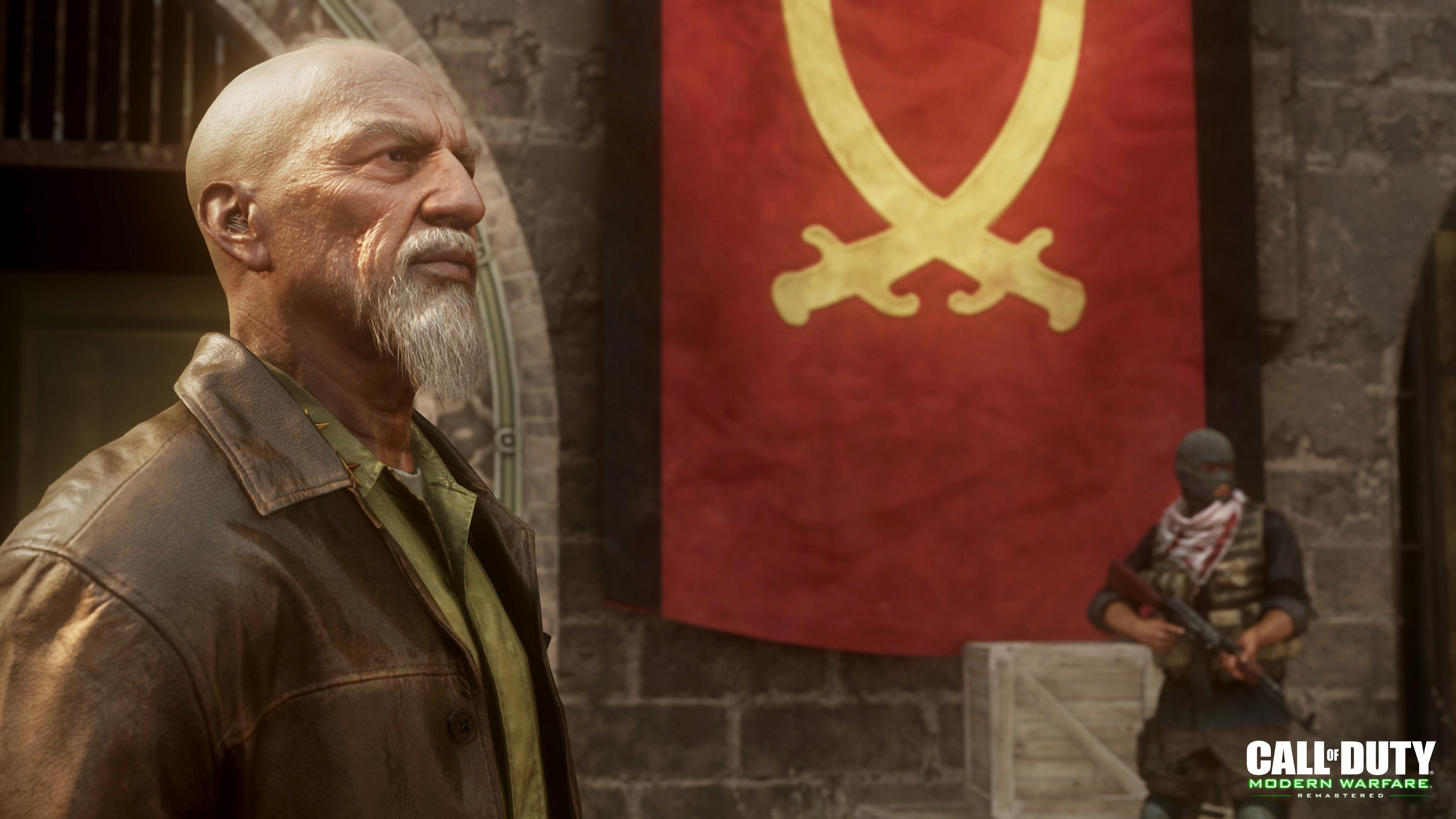 Evgeniy Lazarev in Call of Duty: Modern Warfare Remastered (2016)