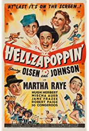 Download Hellzapoppin' (1941) Movie
