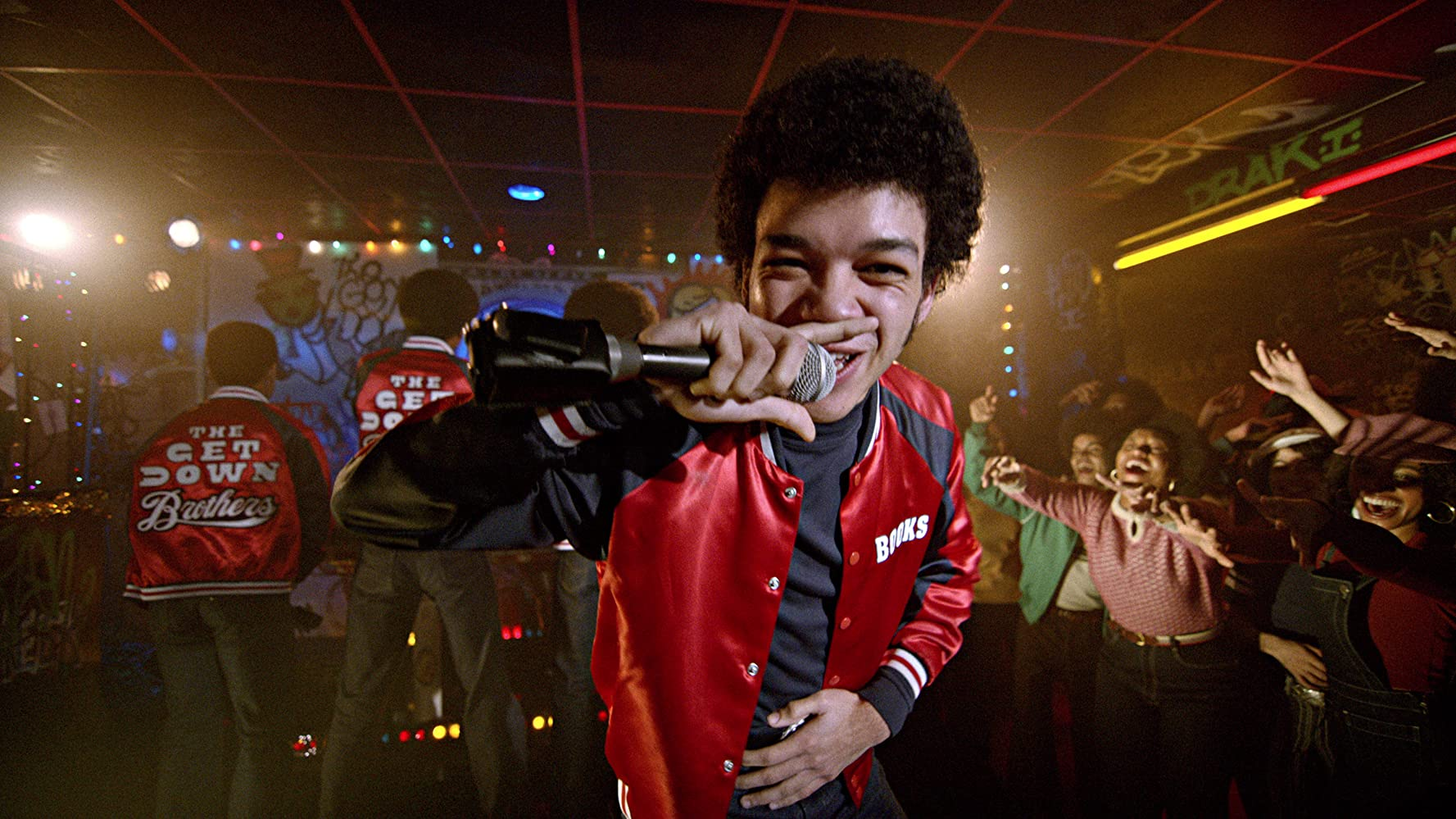 Justice Smith in The Get Down (2016)