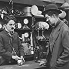 Charles Chaplin and Albert Austin in The Pawnshop (1916)