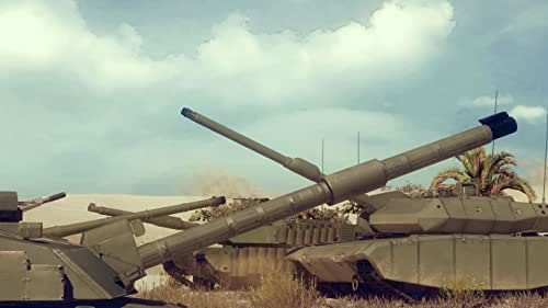 Armored Warfare: Tier Ten Teaser