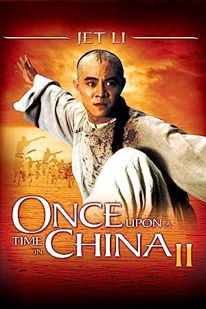 Wong Fei Hung II: Nam yee tung chi keung (1992)