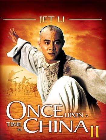 Once Upon a Time in China II (1992) Wong Fei Hung II: Nam yee tung chi keung 1080p