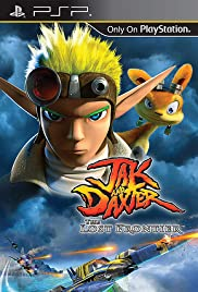 Jak and Daxter: The Lost Frontier Poster