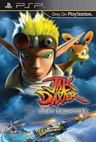 Primary photo for Jak and Daxter: The Lost Frontier