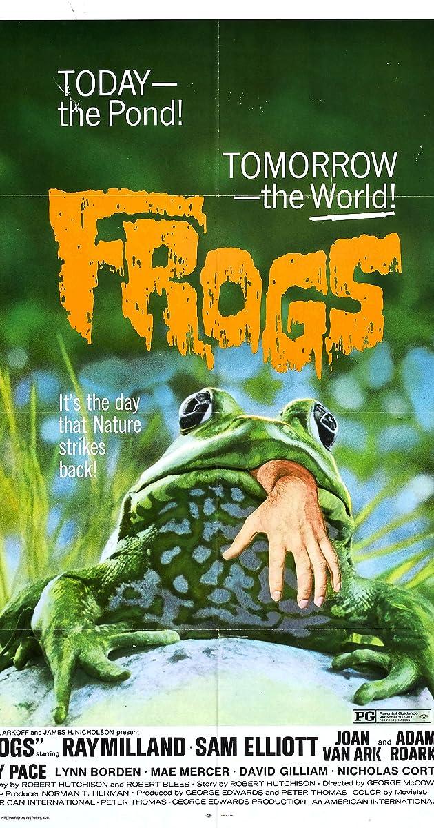 Frogs (1972) - IMDb