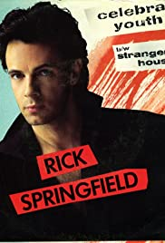 Rick Springfield: Celebrate Youth Poster