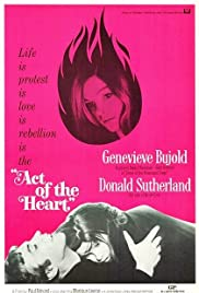Act of the Heart (1970) Poster - Movie Forum, Cast, Reviews