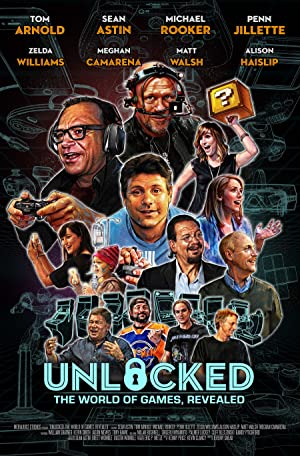 Where to stream Unlocked: The World of Games, Revealed