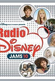Radio Disney Jams 10: Bonus DVD Poster