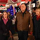 Cynthia Gibb, Pamela Roylance, David Starzyk, and Colby Strong in Sharing Christmas (2017)