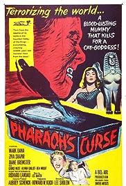 Pharaoh's Curse(1957) Poster - Movie Forum, Cast, Reviews