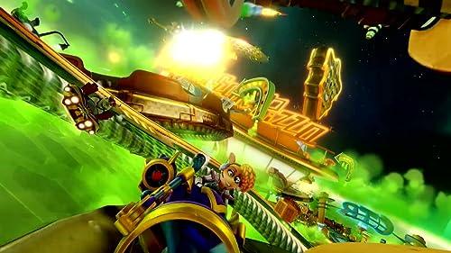 Crash Team Racing Nitro-Fueled: Gasmoxia Grand Prix Trailer