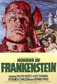 The Horror of Frankenstein (1971) Poster - Movie Forum, Cast, Reviews