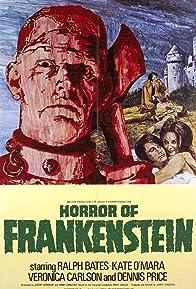 Primary photo for The Horror of Frankenstein