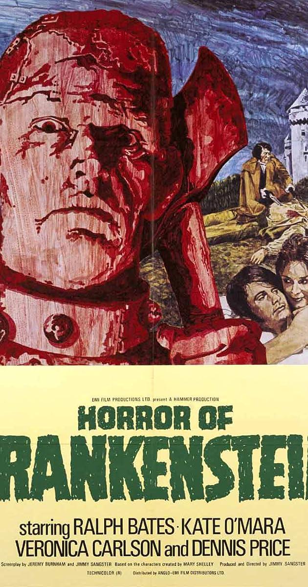 Subtitle of The Horror of Frankenstein