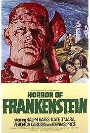 The Horror of Frankenstein (1970) film en francais gratuit