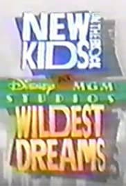 New Kids on the Block at Disney-MGM Studios: Wildest Dreams Poster