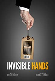 Invisible Hands Poster