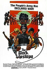 Primary photo for The Black Gestapo