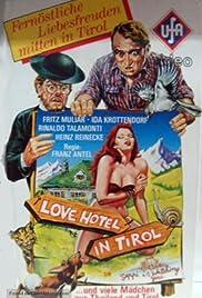 Love Hotel in Tyrol Poster