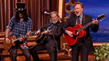 Jeff Bridges/Lily Collins/Slash Featuring Myles Kennedy and the Conspirators
