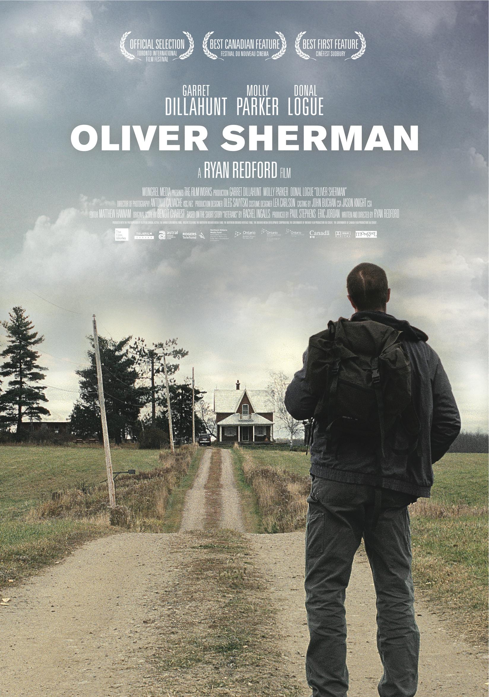 Oliver Sherman 2010 Imdb