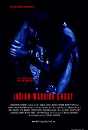 Indian Warrior Ghost Poster