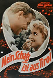 Mein Schatz ist aus Tirol Poster
