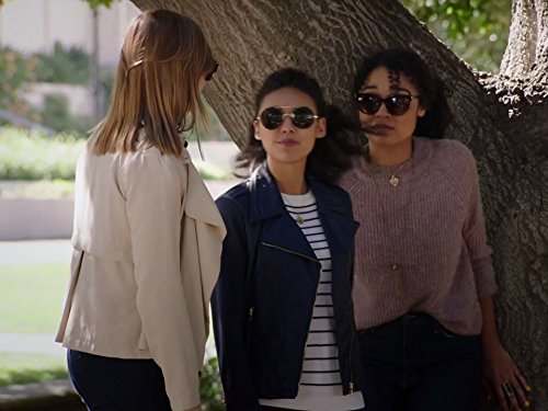 Aisha Dee, Victoria Park, and Lindsay Chambers in Sweet/Vicious (2016)