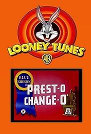 Prest-O Change-O(1939) Poster - Movie Forum, Cast, Reviews