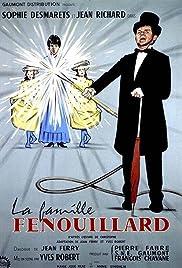 The Fenouillard Family Poster