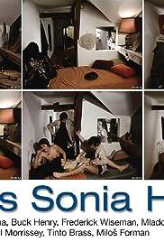 I Miss Sonia Henie Poster