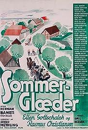 Sommerglæder Poster