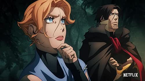 Dracula's influence looms large as Belmont and Sypha investigate plans to resurrect the notorious vampire. Alucard struggles to embrace his humanity.