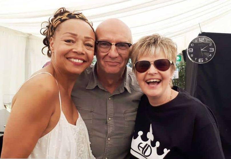 Midge Ure, Kim Appleby, and Hazell Dean in Smashing Hits! The 80s Pop Map of Britain & Ireland (2018)