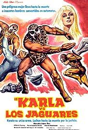 Karla contra los jaguares Poster