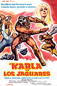 Karla contra los jaguares Mexico