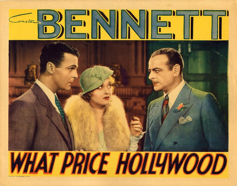 Image result for what price hollywood 1932