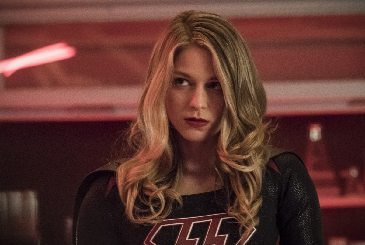 Melissa Benoist in The Flash (2014)