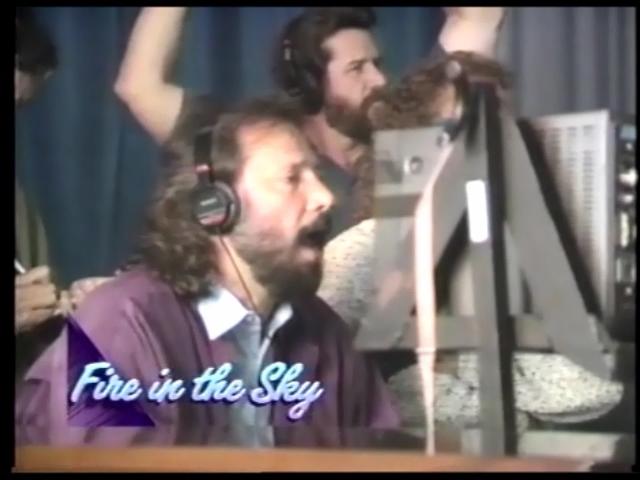 Robert Lieberman in Fire in the Sky (1993)