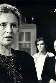 Anna Javorková, Emília Vásáryová, and Peter Kocis in Jezisova matka (1991)