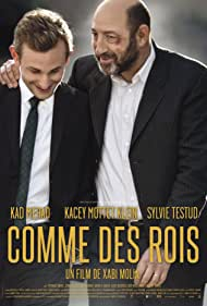 Kad Merad and Kacey Mottet Klein in Comme des rois (2017)